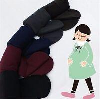 Classic Maternity Pregnant Women Winter warm Pants Trousers Leggings Shapewear