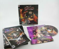 Ninja Gaiden Sigma - Collector's Edition (Sony PlayStation 3, 2007)
