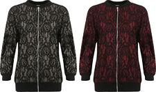 Nylon Hip Casual Plus Size Coats & Jackets for Women