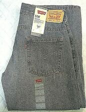 Levi's Boys Size 8 Husky 550 Relaxed 28x23 Jeans New with Tags school boys