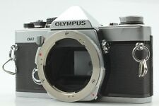 [For Parts] Olympus OM-2 Silver Body for parts/repair from Japan 571