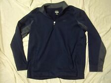 Reebok Long-Sleeved Windshirt Med Weight Adult Size Large New Without Tags!