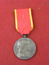 Médaille du Travail  Argent Daniel Dupuis Société industrielle de l'Est