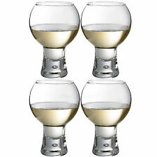 Set of 4 Modern Alternato 41cl Red Wine Goblets Glasses Gin Balloon Wedding