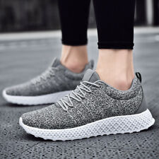 Mens Outdoor Running Sport Athletic Shoes Walking Mesh Breathable Sneakers