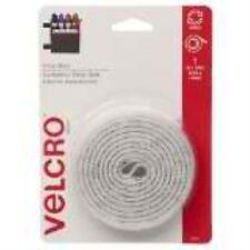 """VELCRO Brand - Sticky Back - 5' x 3/4"""" Tape - White"""