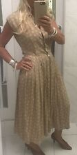 Country Road Vintage Shirt Dress -RARE To FIND-