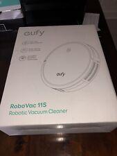 eufy BoostIQ RoboVac 11S Slim - White