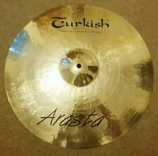 "Turkish Arasta 18"" Crash Cymbal"