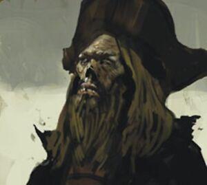 Pirates of the Davy Jones Curse - #109 Captain The Cursed