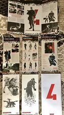 Metal Gear Solid 4 Press Kit Promo Rare