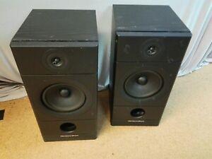 Mordaunt short MS 3.20 8 Ohm Bookshelf Speakers