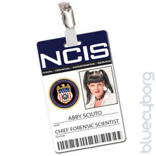 NCIS - Abby Sciuto - Novelty ID