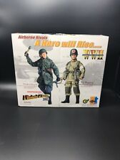 Dragon 1/6 -A Weekend Of Heroes 2003-Airborne Rivals-101st Airborne- WWII-RARE