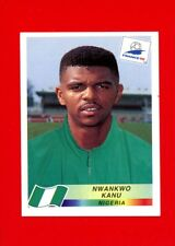 WC FRANCE '98 Panini 1998 - Figurina-Sticker n. 258 - KANU - NIGERIA -New