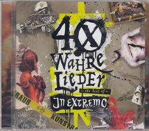 In Extremo / 40 wahre Lieder - The Best Of (2 CDs, NEW! Original verschweißt)