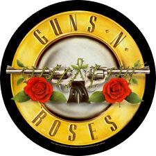 Guns 'N' ROSES-Bullet LOGO schiena ricamate patch BACK