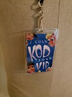 j. cole KOD VIP lanyard RARE only one on ebay