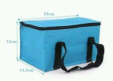 insulated Large meal cold storage thermal waterproof lunch bag