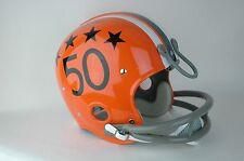 1960s Illinois Football Helmet Autograph Dick Butkus  RK Suspension