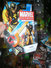 MARVEL UNIVERSE YELLOW JACKET AND ANT MAN, NEVER OPENED.