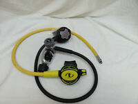 Brand New  Tusa RS790 yoke ist and 2nd stage with TUSA SS65 adjustable Octo