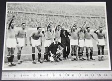 BERLIN 1936 JEUX OLYMPIQUES FOOTBALL ITALIA ITALIE SQUADRA AZZURA OLYMPIC GAMES