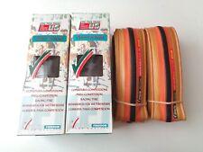 *NOS Vintage VITTORIA Open Dry Road 700 x 20C Kevlar twin tread clincher tyres*