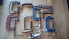 Small Job Lot Small Clamps