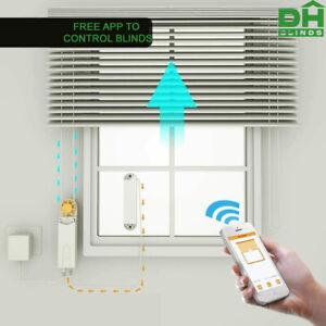 Smart Bluetooth Roller / Vertical Blind Drive Motor Smart Home APP Control