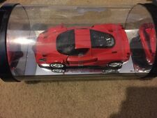 FERRARI ENZO RED by HOT WHEELS SHOWCASE EDITION 1:18 SCALE NEW LOWER SALE PRICE