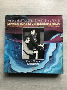 Leos Janacek-Antonn Dvorak Vinyl album