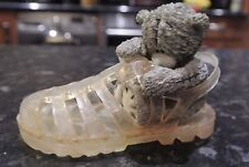 Rare Vintage Me-to-You Tatty Teddy Bear Resin Figure 'JELLIED HEEL'