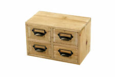 Wood Less than 60cm 4 Chests of Drawers