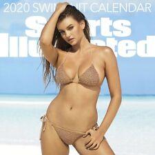 SPORTS ILLUSTRATED SWIMSUIT - 2020 MINI WALL CALENDAR -  BRAND NEW - SEXY 201061