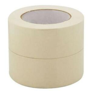 1 2 3 6 12 PAINTING  LOW TACK MASKING TAPE 50M X 50MM EASY TEAR