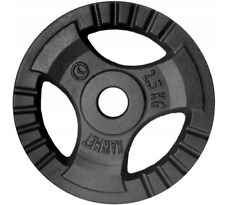Cast Iron Weight Disk Plate 2 x 2,5 kg 28.5 mm hole - more weights available