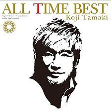 New Tamaki Koji ALL TIME BEST Blu-specCD2 2 CD Japan MHCL-30450 4560427433721