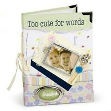 Grandma's - Too Cute for Words Photo Book - New
