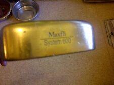 Vintage Maxfli System 600 bi-metal Hybrid Putter in good order