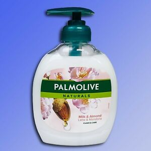 Palmolive Naturals Clean & Care Milk & Almonds 300ml Handwaschgel Liquid Soap