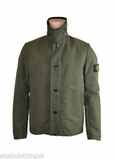 Stone Island Cotton Coats & Jackets for Men