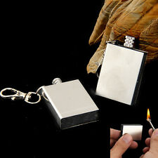 Permanent Match Fire Starter Keyring Camping Outdoor Survival Emergency Protect