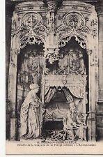 BF11705 bourg eglise de brou retable de la chapelle de  france  front/back image