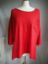 Top 14 16 Red BNWT