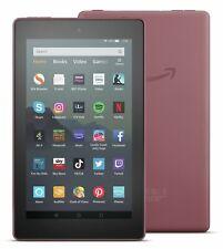 Amazon Fire 7 with Alexa 7 Inch 32GB 1GB Ram 2MP Fire OS Tablet - Plum