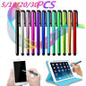 5/10/20 Pcs Universal Capacitive Touch Screen Stylus Pen For All Pad Phone PNYF