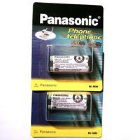 2X 2.4V 830mAh HHR-P105 BATTERIES Wireless Home panasonic Cordless Phone battery