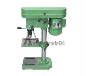 New 220V 13mm Electric Bench Drill Press Bench Drilling Machine 5 Speed