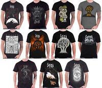 Gojira T Shirt Band logo Magma L'Enfant Sauvage Official Mens New